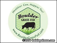 Boulder Grass Fed